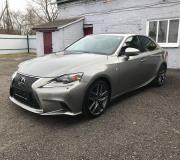 2014 Lexus IS250 AWD  EUR18.900