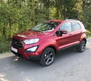 2018 FORD ECOSPORT EUR15.900